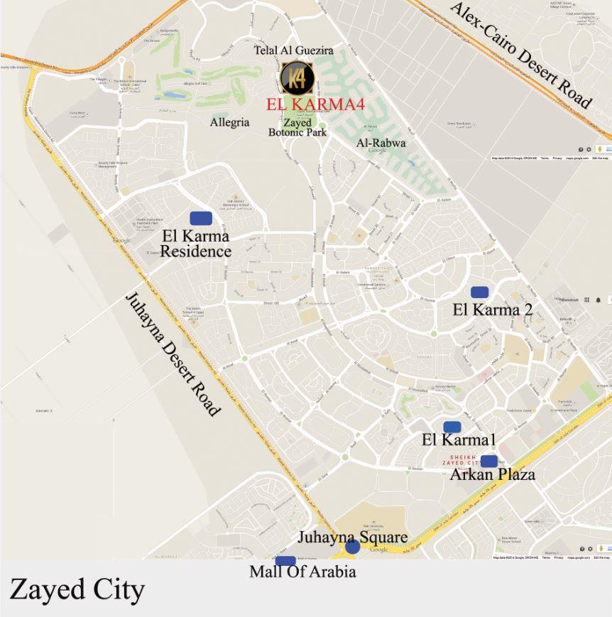El-Karma-4-Compound-El-Sheikh-Zayed-City